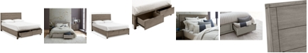 Furniture Tribeca Storage King Platform Bed, Created for Macy's
