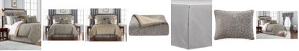 Waterford Reversible Carrick Reversible 4-Pc. California King Comforter Set