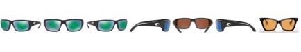 Costa Del Mar Polarized Sunglasses, FANTAIL POLARIZED 64P
