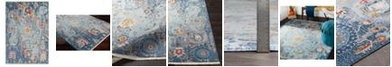 """Surya Ephesians EPC-2319 Aqua 3'11"""" x 5'7"""" Area Rug"""