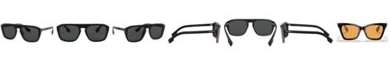 Burberry Polarized Sunglasses, BE4286 55