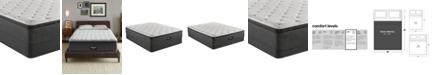 """Beautyrest BRS900-TSS 14.75"""" Plush Pillow Top Mattress Set - Queen, Created For Macy's"""