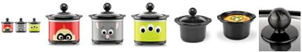 Disney Pixar Pixar 20 Ounce Dipper Set Featuring Remy, Jack-Jack and Green Alien