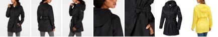 Columbia Women's Pardon My Trench Water-Resistant Rain Jacket