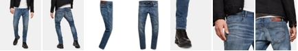 G-Star Raw Men's Elto Slim-Fit Super Stretch Jeans, Created for Macy's