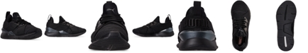 Puma Women's Muse Knit Casual Sneakers from Finish Line