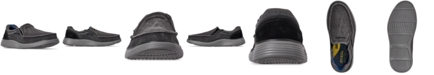 Skechers Men's Status 2.0 - Moment Slip-On  Casual Sneakers from Finish Line
