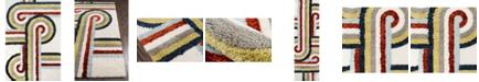"Novogratz Collection Novogratz Retro Ret-5 Multi 5' x 7'6"" Area Rug"