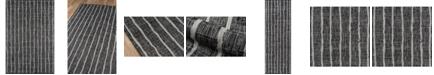 "Novogratz Collection Novogratz Villa Vi-03 Charcoal 3'3"" x 5' Area Rug"