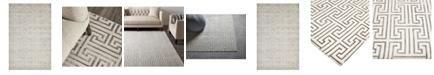 Timeless Rug Designs Palla S1105 Ivory 9' x 12' Rug
