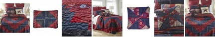 American Heritage Textiles Plymouth Cotton Quilt Collection