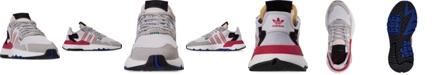 adidas adidas Women's Originals Nite Jogger Running Sneakers from Finish Line