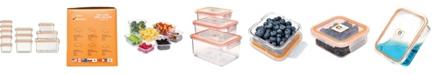 Wellslock 22-Piece Food Storage Container Deluxe Pack