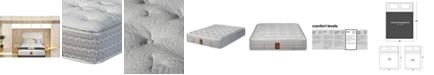 "Paramount Joma Angus 15"" Plush Euro Pillow Top Mattress- California King"