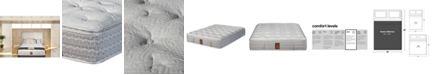 "Paramount Joma Angus 15"" Plush Euro Pillow Top Mattress- Queen"