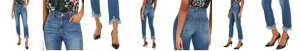 INC International Concepts INC Frayed Skinny Jeans, Created For Macy's