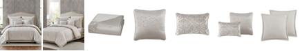 Pem America 5th Avenue Lux Riverton 7-Piece King Comforter Set