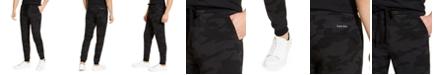 Calvin Klein Men's Camo Jogger Pants