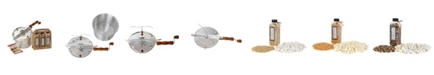 Wabash Valley Farms Gourmet Kernel Collection Whirley-Pop Set