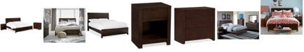 Furniture Tribeca King 3-Pc. Bedroom Set, Created for Macy's,  (Bed, Nightstand & Chest)