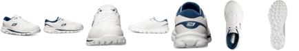 Skechers Men's GOwalk Move - Chase Walking Sneakers from Finish Line
