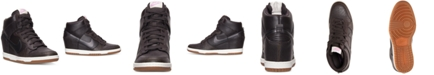 Nike Women's Dunk Sky Hi Casual Sneakers from Finish Line