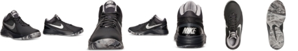 Nike Men's Overplay 8 Basketball Sneakers from Finish Line