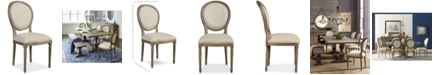 Furniture Tristan Dining Chair, Created for Macy's