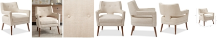 Madison Park Major Accent Chair, Quick Ship