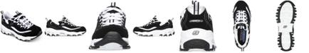 Skechers Women's D'Lites - Biggest Fan Walking Sneakers from Finish Line