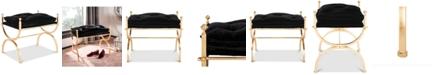 Furniture Mira Bench, Quick Ship