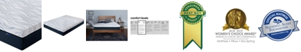 "Serta Perfect Sleeper 10"" Express Luxury Firm Mattress, Quick Ship, Mattress In A Box- King"