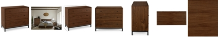 Furniture Oslo 3 Drawer Chest, Created for Macy's