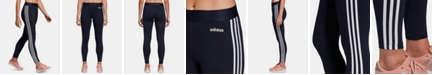 adidas Women's Essential 3-Stripe Leggings