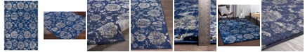 "Surya Baylee BYL-1027 Dark Blue 2' x 3'3"" Area Rug"