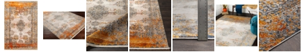 "Surya Ephesians EPC-2323 Saffron 7'10"" x 10'3"" Area Rug"