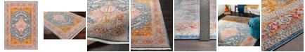 Surya Ephesians EPC-2324 Aqua 2' x 3' Area Rug