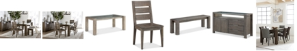 Furniture Sava Dining Furniture Collection, Created for Macy's