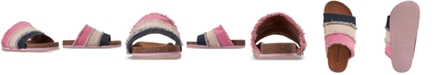 BEARPAW Little Girls' Romi Slide Sandals from Finish Line