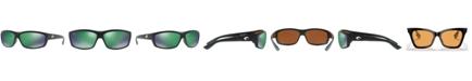 Costa Del Mar Polarized Sunglasses, SALTBREAK POLARIZED 63P