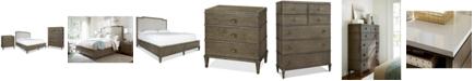 Furniture Playlist Bedroom Furniture 3-Pc Set (Queen Bed, Nightstand & Chest)