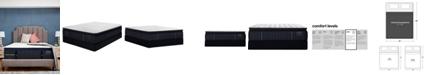 "Stearns & Foster Estate Hurston 14.5"" Luxury Plush Euro Pillow Top Mattress Set - California King"