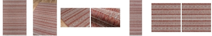 """Novogratz Collection Novogratz Villa Vi-04 Copper 2'7"""" x 7'6"""" Runner Area Rug"""