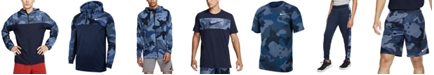 Nike Men's Dri-FIT Camo Training Collection