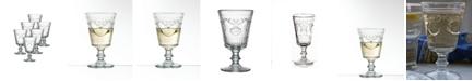 La Rochere La Rochere Versailles 7.5-ounce Wine Glass, Set of 6