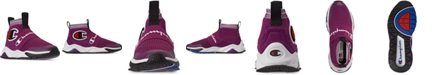 Champion Big Boys Rally Pro Casual Athletic Sneakers from Finish Line