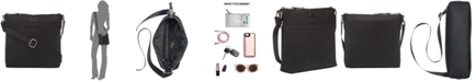 DKNY Gigi North-South Phone Crossbody, Created for Macy's