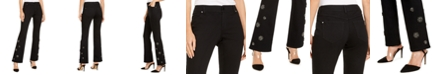 INC International Concepts INC Embellished Bootcut Jeans, Created for Macy's