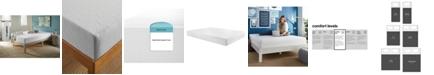 """Corsicana SleepInc 8"""" Support and Comfort Medium Firm Memory Foam Mattress Collection"""