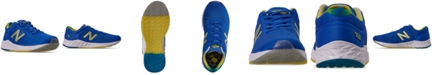 New Balance Little Boys Fresh Foam Arishi V2 Bungee Running Sneakers from Finish Line